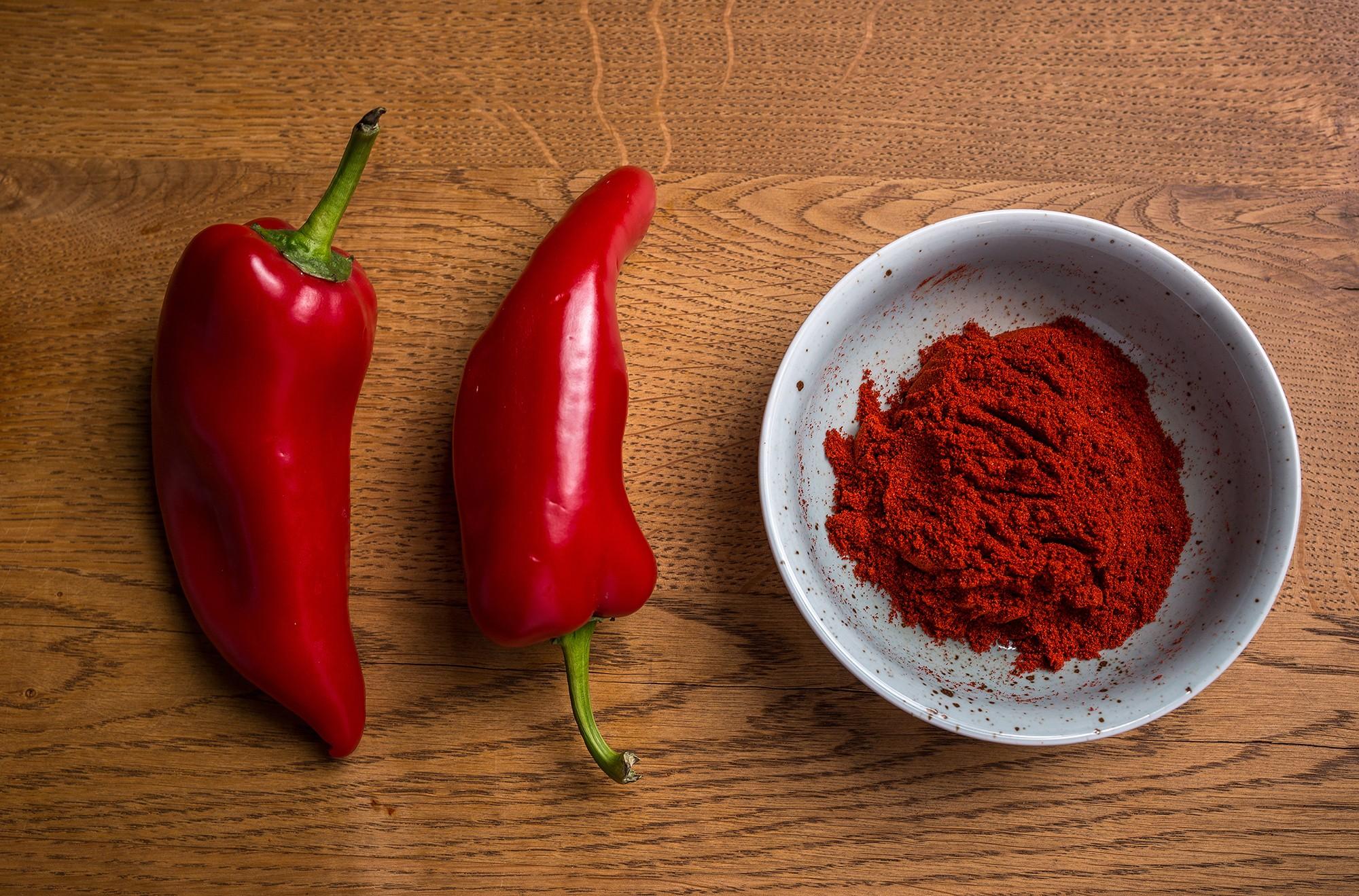 Prémium édes paprika